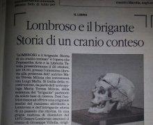 Lombroso e il brigante Storia di un cranio conteso