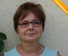 Maria Franchini è Testimonial del Comitato No Lombroso