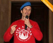 Mario Furlan ed i City Angels sono Testimonial del Comitato No Lombroso