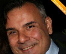 Michele Carilli è Testimonial del Comitato No Lombroso