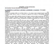 Mozione integrale della Regione Calabria a favore del Comitato No Lombroso
