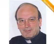 Padre Renato Spallone è testimonial del Comitato No Lombroso