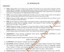 La Città di Panettieri (CS) ha aderito al Comitato No Lombroso