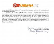 Nostra nota di plauso ad Amedeo Colacino, Sindaco di Motta S. Lucia