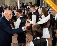 L'Orchestra SANITANSAMBLE è Testimonial del Comitato No Lombroso