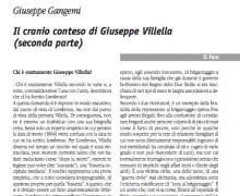 Il cranio conteso di Giuseppe Villella (seconda parte)