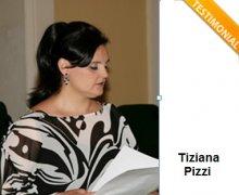 Tiziana Pizzi è Testimonial del Comitato No Lombroso