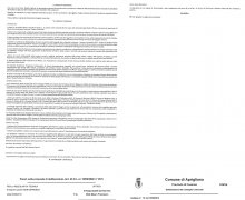 Adesione del Consiglio Comunale della Città di Aprigliano (CS) alle iniziative e agli scopi del Comitato Tecnico Scientifico