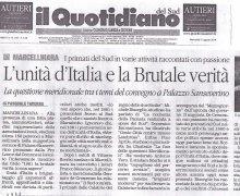L'Unità d'Italia e l abrutale verità