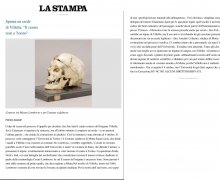 Spunta un erede di Villella, il cranio resti a Torino