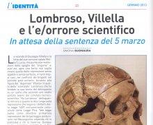 Lombroso, Villella e l'e/orrore scientifico