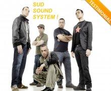 I SUD SOUND SYSTEM sono Testimonial del Comitato No Lombroso