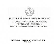 La scienza, i media e il mito dell'Unità d'Italia