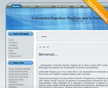 Università Popolare Pugliese - Auser - è Testimonial del Comitato No Lombroso